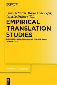 Cover Empirical Translation Studies