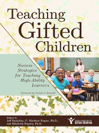 Cover Teaching Gifted Children