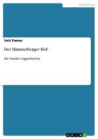 Cover Der Himmelberger Hof