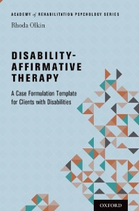 Cover Disability-Affirmative Therapy