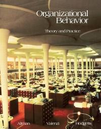 Cover Organizational Behavior