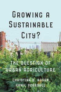 Cover Growing a Sustainable City?