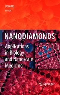 Cover Nanodiamonds