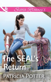 Cover Seal's Return (Mills & Boon Superromance) (Home to Covenant Falls, Book 4)
