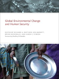 Cover Global Environmental Change and Human Security