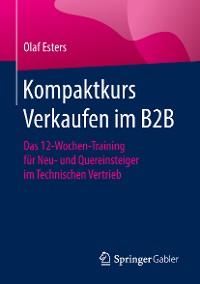 Cover Kompaktkurs Verkaufen im B2B