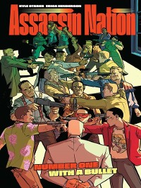 Cover Assassin Nation