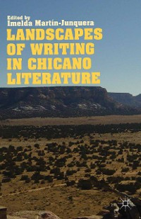 Cover Landscapes of Writing in Chicano Literature