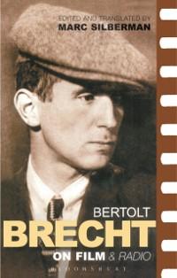Cover Brecht On Film & Radio