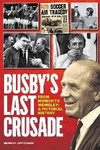 Cover Busby's Last Crusade