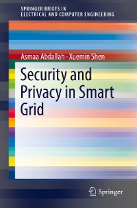 Cover Security and Privacy in Smart Grid