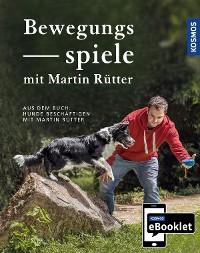 Cover KOSMOS eBooklet: Bewegungsspiele - Spiele für jedes Mensch-Hund-Team