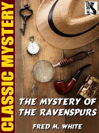 Cover The Mystery of the Ravenspurs