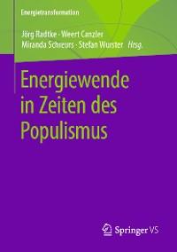 Cover Energiewende in Zeiten des Populismus