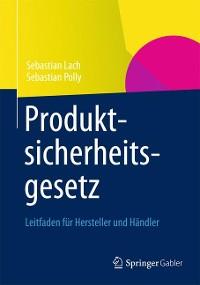 Cover Produktsicherheitsgesetz