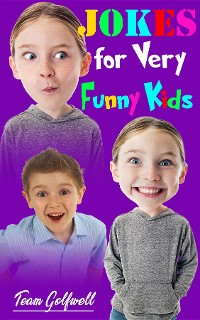 Cover JOKES FOR VERY FUNNY KIDS  (Big & Little)