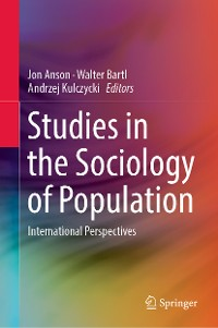 Cover Studies in the Sociology of Population