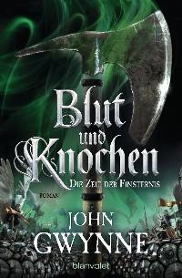 Cover Die Zeit der Finsternis - Blut und Knochen 3