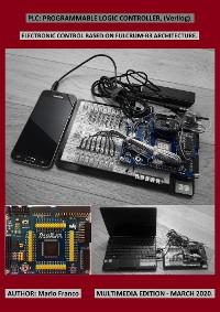 Cover PLC_Programmable logic controller, (Verilog).