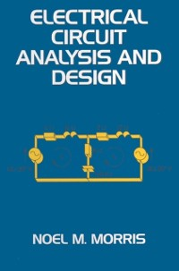 Cover Electrical Circuit Analysis and Design