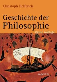 Cover Geschichte der Philosophie