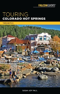 Cover Touring Colorado Hot Springs