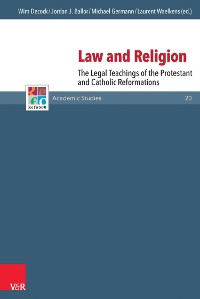 Cover Law and Religion