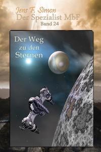 Cover Der Weg zu den Sternen (Der Spezialist MbF 24)