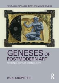 Cover Geneses of Postmodern Art