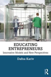 Cover Educating Entrepreneurs