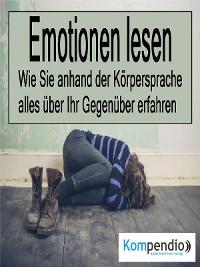 Cover Emotionen lesen