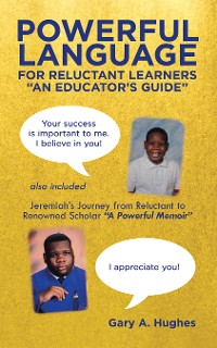 Cover Powerful Language for Reluctant Learners
