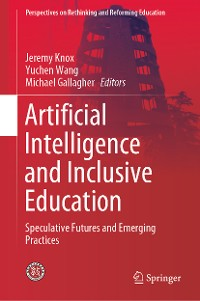 Cover Artificial Intelligence and Inclusive Education