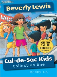Cover Cul-de-Sac Kids, Collection 1: The Double Dabble Surprise ; The Chicken Pox Panic ; The Crazy Christmas Angel Mystery ; No Grown-ups Allowed ; Frog Power ; The Mystery of Case D. Luc