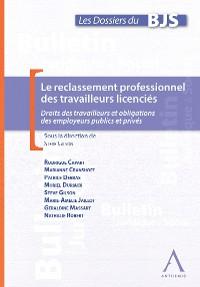 Cover Le reclassement professionnel des travailleurs licenciés