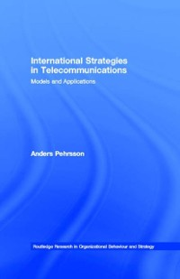 Cover International Strategies in Telecommunications