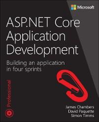 Cover ASP.NET Core Application Development