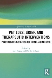Cover Pet Loss, Grief, and Therapeutic Interventions