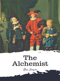 Cover The Alchemist