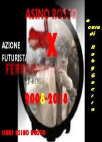 Cover Asino Rosso X