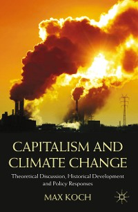 Cover Capitalism and Climate Change