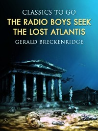Cover Radio Boys Seek the Lost Atlantis