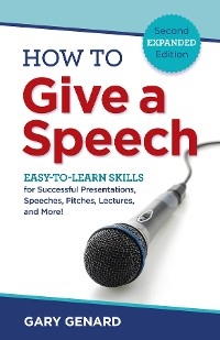 Cover How to Give a Speech