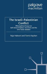 Cover The Israeli-Palestinian Conflict