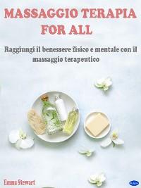 Cover Massaggio terapia for all