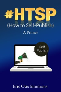 Cover #HTSP - How to Self-Publish