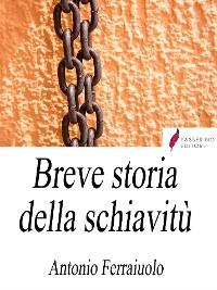Cover Breve storia della schiavitù