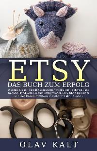 Cover Etsy - Das Buch zum Erfolg