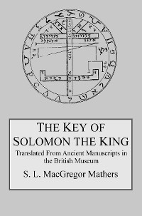 Cover The Key of Solomon the King