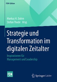 Cover Strategie und Transformation im digitalen Zeitalter